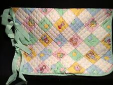 Vintage 1983 Cabbage Patch Kids Quilted Changing Table Pad