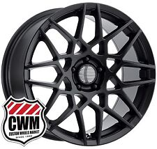 (2) 19x10 OE Performance 178SB Satin Black Wheels Rims Ford Mustang Shelby GT500