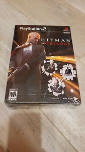 Hitman Trilogy Ps2 GAME NEW