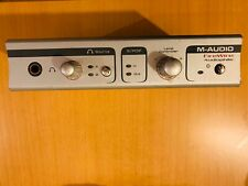 M-Audio Firewire Audiophile External Interface 4 in 6 out Music Recording Midi