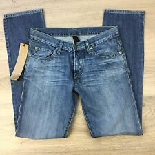 Nobody Boys Fit Yard Whisker Wash Straight Women's Jeans Size 26 NWT W30 (II6)