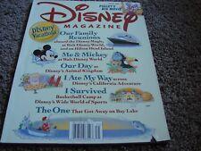Disney Magazine, Spring 2003
