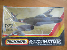 MAQUETTE 1/72 - MATCHBOX - Armstrong Whitworth Gloster Meteor NF14 /12/11