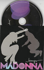 CD CARTONNE CARDSLEEVE 2 TITRES MADONNA JUMP DE 2006 ETAT COMME NEUF