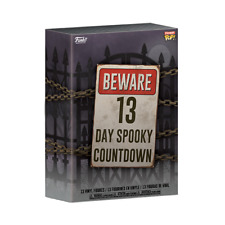 More details for pocket pop! 13 day spooky countdown advent calendar new horror movies krueger it
