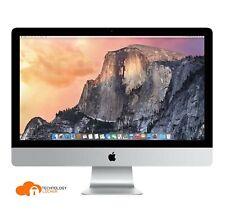"Apple iMac A1418 21.5"" Late 2013 Intel i5 @2.7GHz 8GB 1TB Intel Iris Catalina"