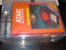 Atari VCS 2600 Star Raiders sealed near mint VGA graded 85+ gold uncirculated