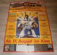 A1-Filmplakat - ELVIS THE KING - THE MOVIE Elvis Presley - KURT RUSSEL