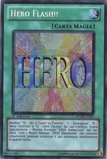 Hero Flash YU-GI-OH! RYMP-IT027 Ita RARE SEGRETA 1 Ed
