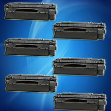 6PK CE505X 05X Black Toner FOR HP LASERJET P2055 P2055DN P2055X