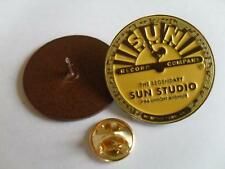 SUN RECORDS ROUND PIN 358