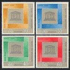 Laos 1966 UNESCO/UN/Heritage/Buildings 4v set (n32058)