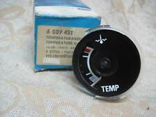 NOS GENUINE FORD CONSUL GRANADA Mk1 TEMPERATURE GAUGE # 74GB10970AA / 6009451