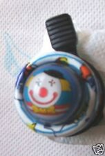 BIKE PING BELL, FLOATING CLOWN FACE, NEW