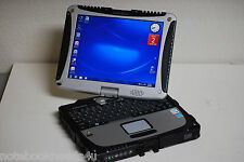 Panasonic CF-19 Touch Screen Tablet Toughbook Rugged Windows 7 Pro 3gb 256gb SSD
