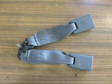 Honda Accord Coupe CD7 Anschnaller Seat belt rear mid trainers center