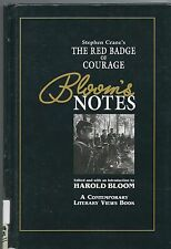 Bloom's Notes: Stephen Crane's The Red Badge of Courage Bloom's Notes: 20th Cent
