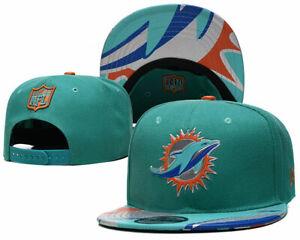 Miami Dolphins #1.1 NFL CAP HAT New Era 59Fifty Snapback