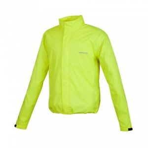 Tucano Urbano Jacket Waterproof Nano Rain Plus Yellow Fluo