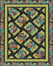 """Sea Turtle Migration Quilt Kit 52 x 70"""" Pattern Fabric Quilt Top Binding Backing"""