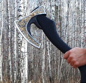 Snakehead Axe. collectible gift Luxury men's gift, gift shop. Knives, axes. Gift