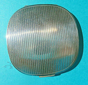 VINTAGE LOVELY QUALITY STERLING SILVER MIRROR COMPACT