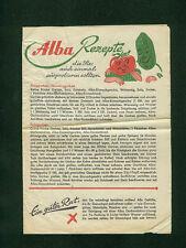 Alba Rezepte die Sie auch einmal ausprobieren sollten Einmachen Essig 1950er