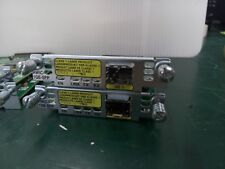 Used Cisco HWIC-1GE-SFP in stock ready to ship warranty  TESTED