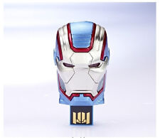 IT-PATRIOT: infoThink x Marvel Ironman 3 Iron Patriot Mask 8GB USB Flash Drive