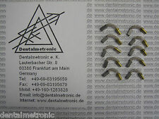 10x Spazzole KAVO k9/186/188/190/191/192/193/196/200 MOTORE MADE IN GERMANY