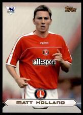 Topps Premier Gold 2004-Charlton MATT HOLLAND-CA3