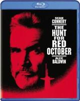 THE HUNT FOR RED OCTOBER NEW BLU-RAY