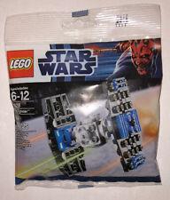 Mini TIE FIGHTER Lego 8028 STAR WARS Set Sealed NEW 2012 Very Rare VHTF Polybag