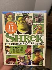 Shrek The Ultimate Collection Blu-ray - No Digital, Disc Untouched