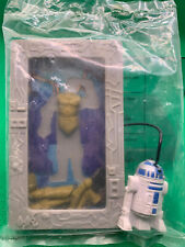 Star Wars R2-D2 Repairing C-3PO Magnetic KFC/Pizza Hut Promo Toy 1997 Still in b