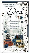 Dad Birthday Card 'Happy Birthday To A Special Dad'