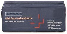 KFZ Verbandtasche Auto Mini DIN 13164 22 x 8,5 x 8 cm blau Erste Hilfe PKW #5243