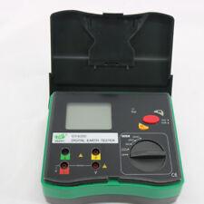 Digital Earth Tester DY4200 Ground Resistance Tester Meter