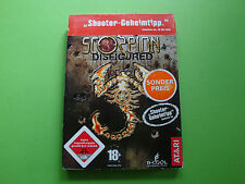 Scorpion: Disfigured (dt.) (PC, 2009, DVD-Box)