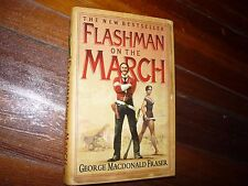 Flashman on the March George MacDonald Fraser 1st UK