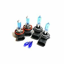 Hb3 H11 501 55w Azul Hielo Xenon Hid actualización high/low/side haz de luz bombillas