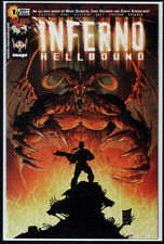 Inferno Hellbound #1 + 6x Variant + #2 US Top Cow Comics Michael Turner silvestr