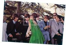 The Beatles Paul McCartney John Lennon Ringo Starr Old Photo Transparency 679B