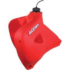 ACERBIS OVERSIZE FUEL GAS TANK 6.3 GAL HONDA XR650R 00-07 RED 2140710229