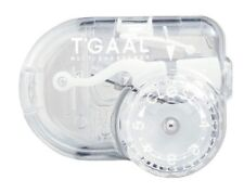 Kutsuwa STAD Angle Adjustable Pencil Sharpener T'GAAL Clear RS028CL