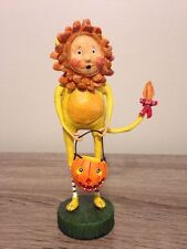 LORI MITCHELL Wizard Of Oz King of the Jungle Cowardly Lion ~ Figurine