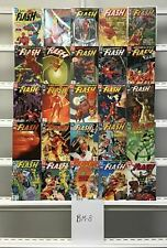 The Flash Dc 25 Lot Comic Book Comics Set Run Collection Box2