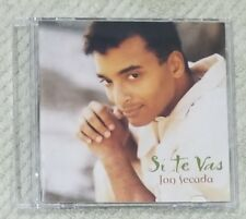 Si Te Vas by Jon Secada (CD, Jun-1994, EMI Music Distribution)