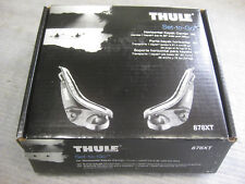 Thule 878XT Set To Go Saddles Kayak One Pair New Opened Box Universal Fit