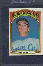 1972 Topps #273 Bobby Floyd Royals EX/MT *1057